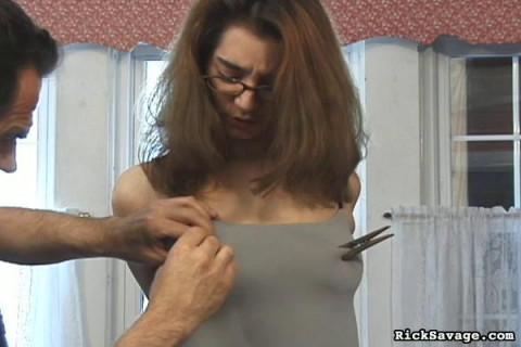 Rick Savage - Ultimate Nipple Torment 4 Kylie