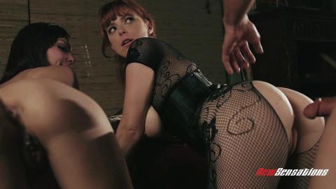 Penny Pax, Riley Reid, Aidra Fox - Submission Of Emma Marx Exposed (2016)