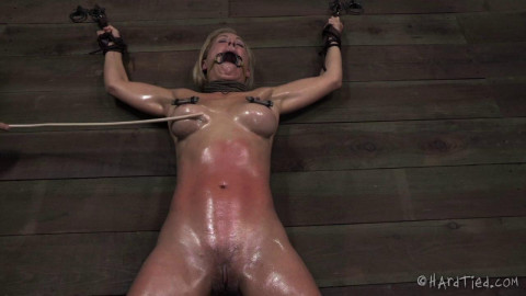 Hardtied Extreme Rope Bondage video 69