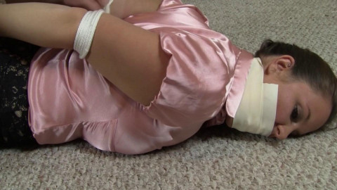 Leanna Belle - Tightly Tied Time Thief HD