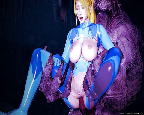 Samus Aran Collection
