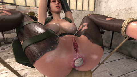 Quiet From Metal Gear Gets Destroyed By a  - Full HD 1080p