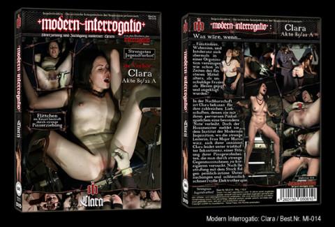 Modern Interrogatio - Im Verhör Clara Akte Part 85-22A