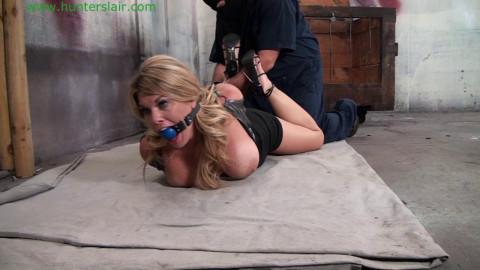 Handcuff Carissa Montgomery