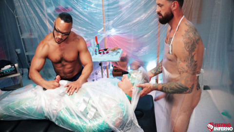 Dillon Diaz, Alpha Wolfe, Isaac X - Wrapped, Scene 3 (2021)