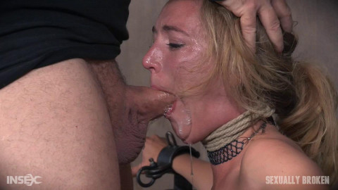 Beautiful Mona Wales Gets Face Fucked and Vibrated to Multiple Orgasms!