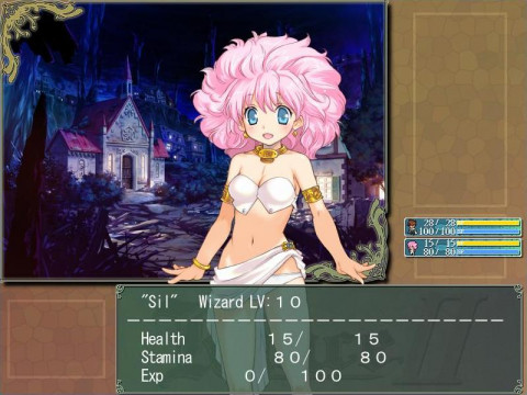 Rance 02 - Rebelling Maidens