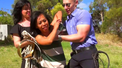Bondage, domination and spanking for slutty slavegirls Full HD 1080p