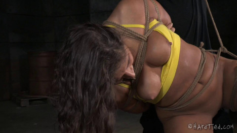Abella Danger - Tie Me Up (2015)