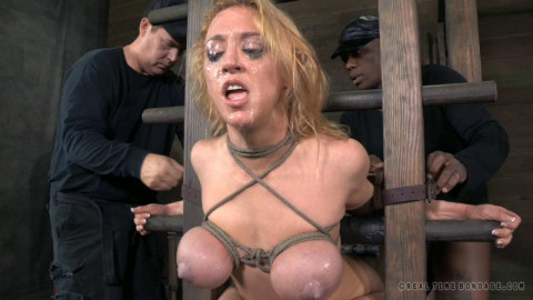 Darling utterly destroyed by cock! Harcore Anal