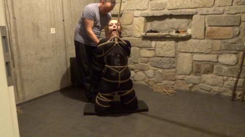 Little Sexy Diamondly Loves Sasoris Tight Ropes - Scene 2 - HD 720p