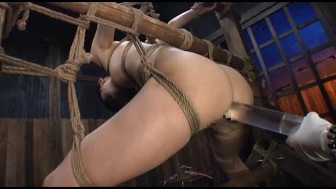 Full Restraint, Completely Dominated Torture Drag Maki Hoshikawa