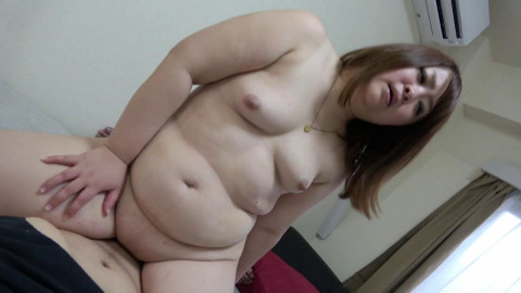 Japanese BIG BEAUTIFUL WOMAN Filled With Creampie POV Sex