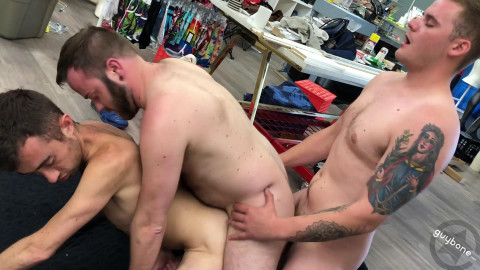 GB-Brax Bailey & Jared Gryphon And Zeke Johnson
