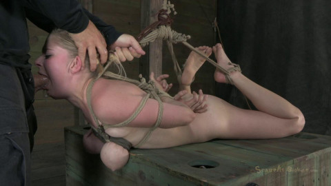 Hogtied Breast Suspension - Penny Pax - HD 720p