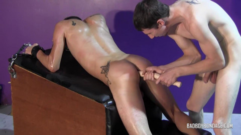 Rubber Cock For Sub Hole