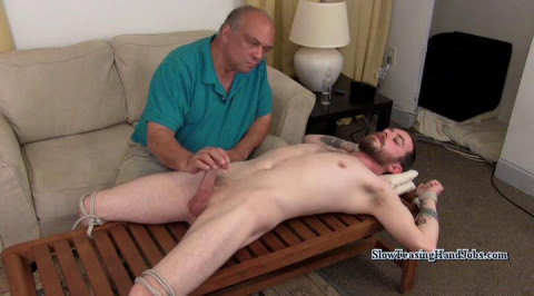SlowTeasingHandjobs - Danny Tormented with Teasing Fingers