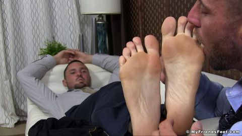 Leos Foot Worship Fantasy