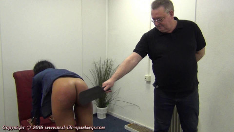 Real life spankings - Lola Marie joins