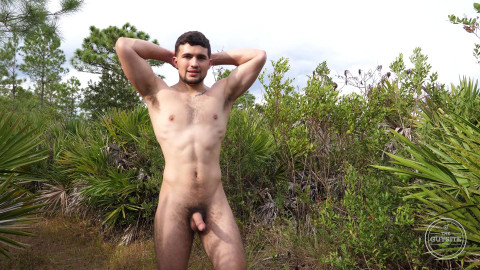 Cajun MMA in the Woods - Kain Rage