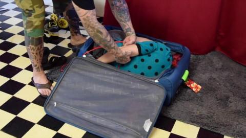 Trip Six Suitcase