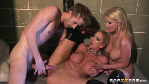 Fantastic Sex Adventure And Very Hot Threesome