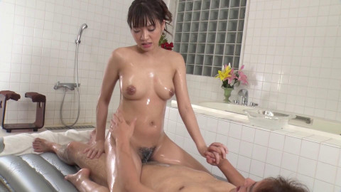 Asian wet pussy glide - Full HD 1080p