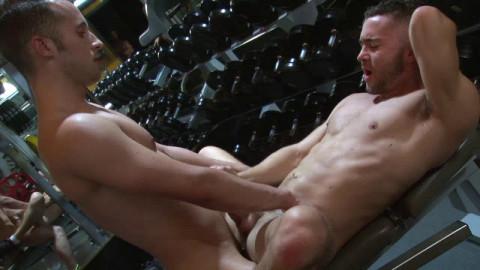 Naked Sword - Workout