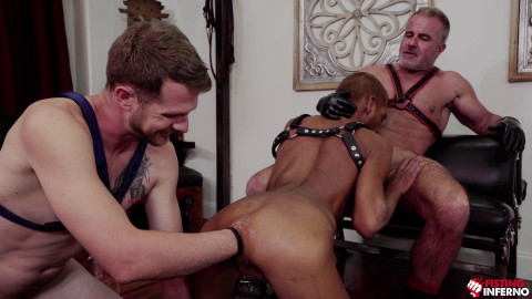 Daddys Fist, Scene 02 Alex Killian, Dale Savage, Wrex Wylde