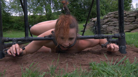 IRestraints - Bella Rossi - The Farm - Bellas Visit - Part 2