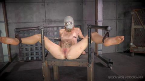 A Brutal Finale of Restraint bondage Haize