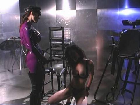 Sessions 11 - Mistress Evolin & Anastasia Pierce