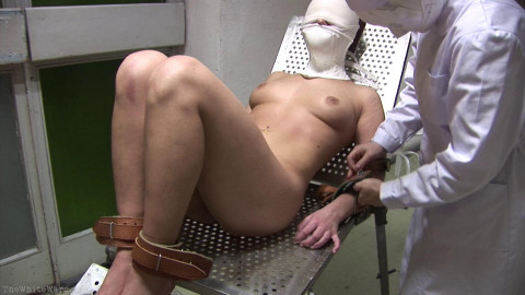 Patient No.002 Treatment Part FIRST Electroshock Therapy