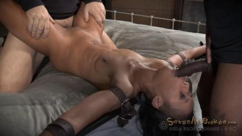 SexuallyBroken - May 18, 2015 - Skin Diamond - Matt Williams - Jack Hammer