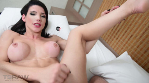 Big Insertions Pushed in Creampie