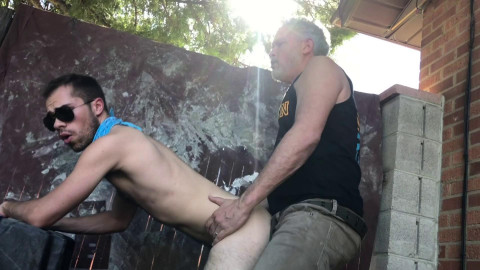 Fuck Me In The Back Yard