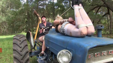 Bound on the Tractor with Fayth on Fire