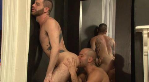 Undiscovered Big Uncut Cocks - Trevor Laster, Leo Forte, Ethan Slade