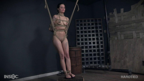 Luna Lovely Suspended Climax (2018)