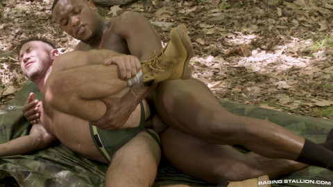 Grant Ryan and Andre Donovan