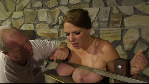 Bettine on the recent Breast Torture Chair