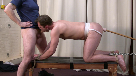 Jozef - Fucked and ass overspread in cum