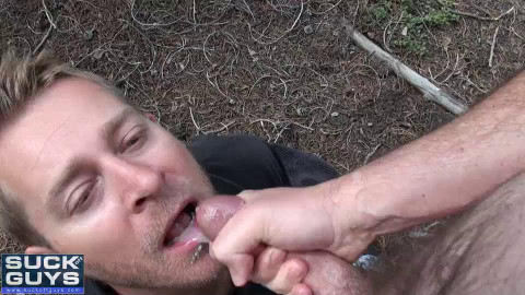 SuckOff Guys - Double Mountain Suckoff