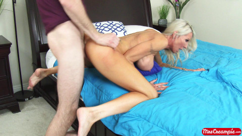 Emma Starr, Buddy Hollywood - Emma Starr wants her pie filled with young cream FullHD 1080p