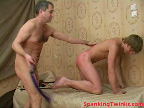 Spanking Twinks Video Part 2