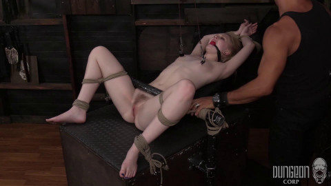 Lily Rader - The Good Little Bondage Slave part 4