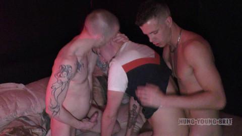 Hung Scottish Lad & Boy pump Irish guy and Breed Him valuable!