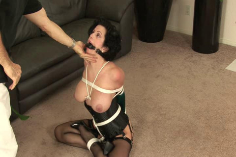 Jay Edwards - Tied Mother id like to fuck