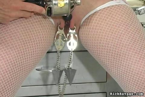RickSavage - Pussy Torment: Scene 8 Erika