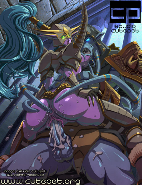 World of Warcraft Mega Porn Collections
